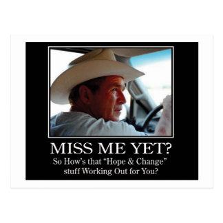 Final-BUSH-HAT.Miss-Meai Postkarte