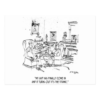 FinanzCartoon 9229 Postkarte