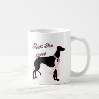 Finden Sie den Heilung ~ Windhund Kaffeetasse