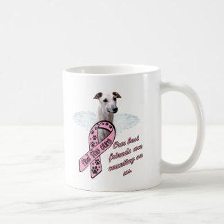 Finden Sie die Heilung ~ Flügel Kaffeetasse