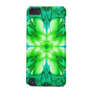 Finden Sie einen Fraktal-Kleeblattipod-Touch-Fall iPod Touch 5G Hülle