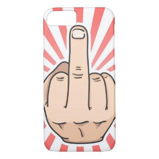 Finger-Apple iPhone 8/7, kaum dort Telefon-Kasten iPhone 8/7 Hülle