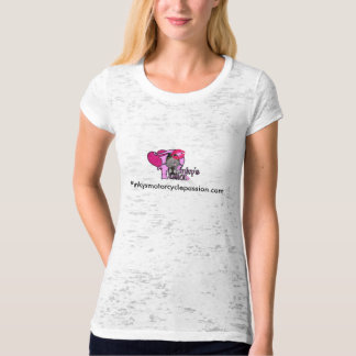 Finger-Valentinstag, Pinkysmotorcyclepassion.com T-Shirt