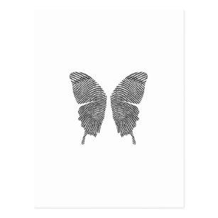 Schmetterling Postkarten Zazzlede