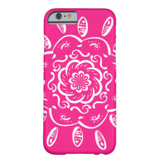 Fingerhut-Mandala Barely There iPhone 6 Hülle