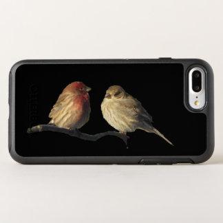 Fink-Vögel Tier OtterBox Symmetry iPhone 8 Plus/7 Plus Hülle