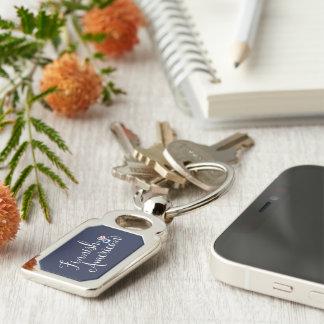 Finnischer Amerikaner entwirrter Schlüsselanhänger