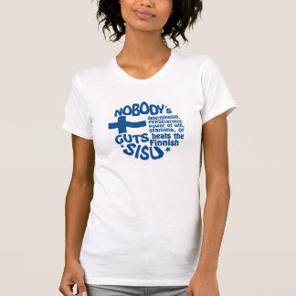 Finnisches SISU Shirt