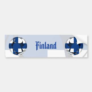Finnland #1 autoaufkleber