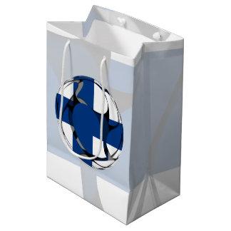 Finnland #1 mittlere geschenktüte