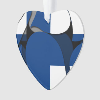 Finnland #1 ornament