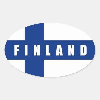 Finnland-Aufkleber