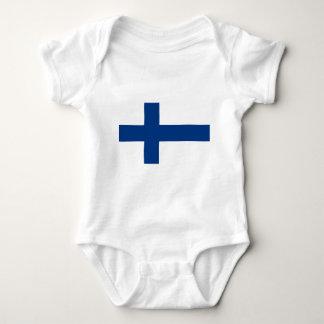 Finnland Baby Strampler