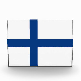Finnland-Flagge Auszeichnung