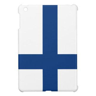 Finnland-Flagge iPad Mini Hülle