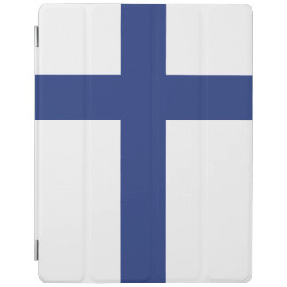 Finnland-Flagge iPad Smart Cover
