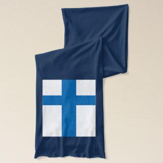 Finnland-Flaggen-Schal Schal