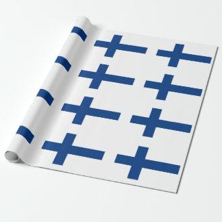 Finnland Geschenkpapier