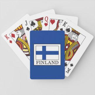 Finnland Spielkarten