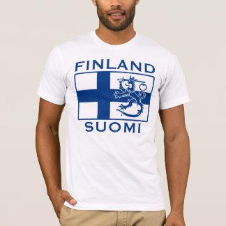 Finnland Suomi T-Shirt
