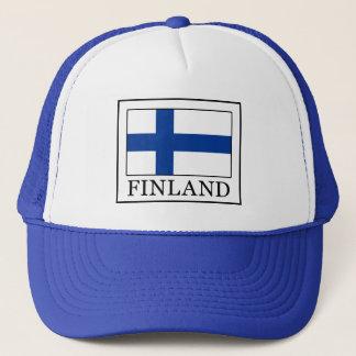 Finnland Truckerkappe