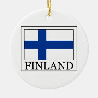 Finnland-Verzierung Keramik Ornament