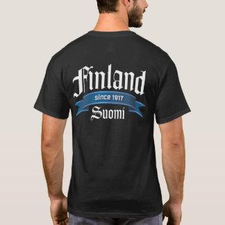 Finnlandseit 1917 Rev Back T-Shirt