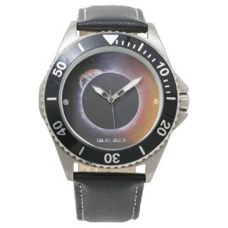 Finsternis-Originalvorlage-Gedenkuhr Uhr