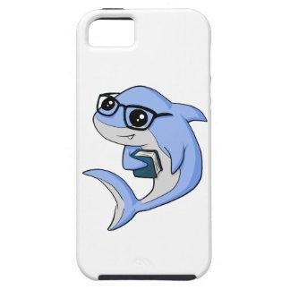 """Fintellectual"" Haifisch! Tough iPhone 5 Hülle"