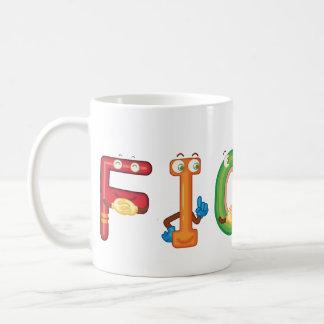 Fiona-Tasse Kaffeetasse