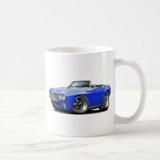 Firebird blaues Kabriolett 1969 Kaffeetasse