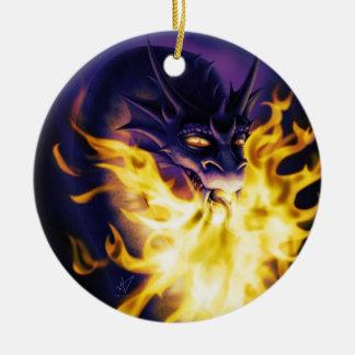 Firebreather Keramik Ornament