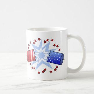 Firecracker-Tasse Kaffeetasse