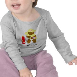 Firegirl Baby Hemden