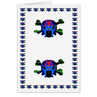 FIreHead Monster - löschen Sie besonders Karte