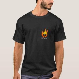 FirePowered Team-Drehkopf-T - Shirt