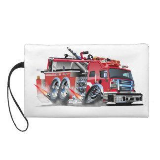 Firetruck Burnout Wristlet Handtasche