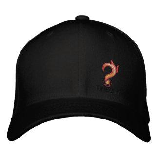 FireWhat geeigneter Hut mit Schwarzem auf