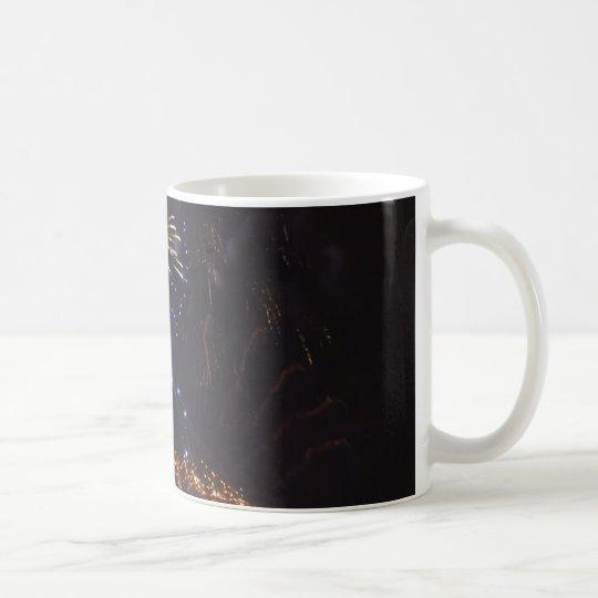 Fireworks Classic Coffee Mug Kaffeetasse