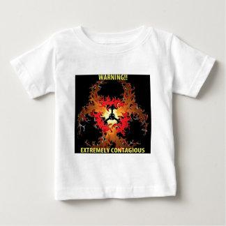 fireyhazzard_black baby t-shirt