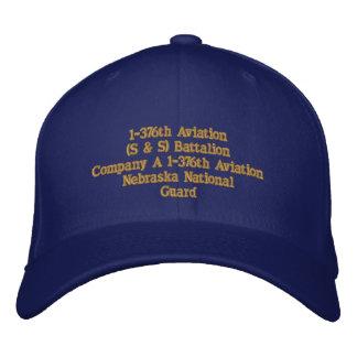 Firma A 1/1376. Luftfahrt Bestickte Baseballkappe