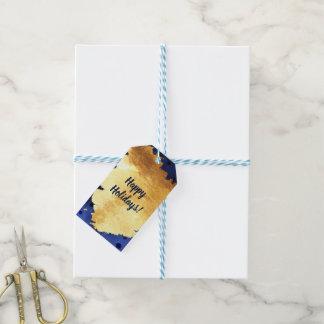 Firmenkundengeschäft-elegante schicke geschenkanhänger
