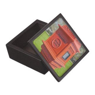 Firre Warnungs-Kasten Schachtel