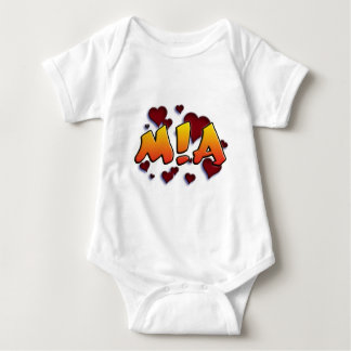first name Mia shirts and products