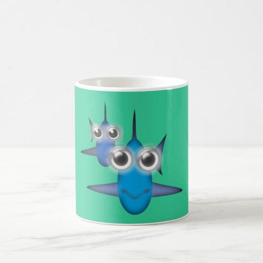 Fisch fish kaffeetasse