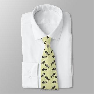 Fisch-Hals-Krawatte Individuelle Krawatten