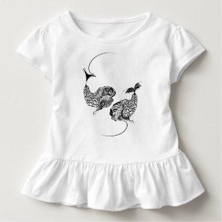 Fisch-Horoskop, Tierkreis, Fische Kleinkind T-shirt