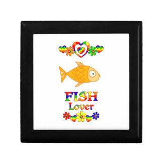 Fisch-Liebhaber Geschenkbox
