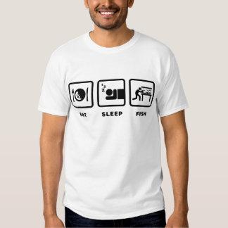 Fisch-Liebhaber Hemden