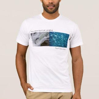Fisch-Philosophie T-Shirt